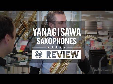 Yanagisawa AWO10 Professional Alto sax (A-WO10)