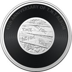 Royal Aust. Mint AC/DC 20c Uncirculated Coin - TNT