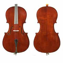 Enrico 4/4 Student Extra Cello Outfit