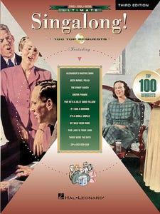 Ultimate Singalong PVG 100 Requests / (Hal Leonard)