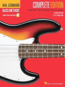 Hal Leonard Electric Bass Composite BOOK/CD /  (HAL LEONARD)