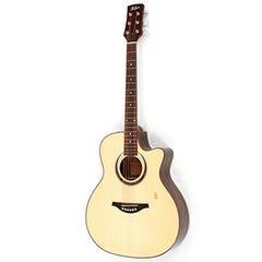 Hofner Grand Auditorium Acoustic / Electric Guitar (GA05)