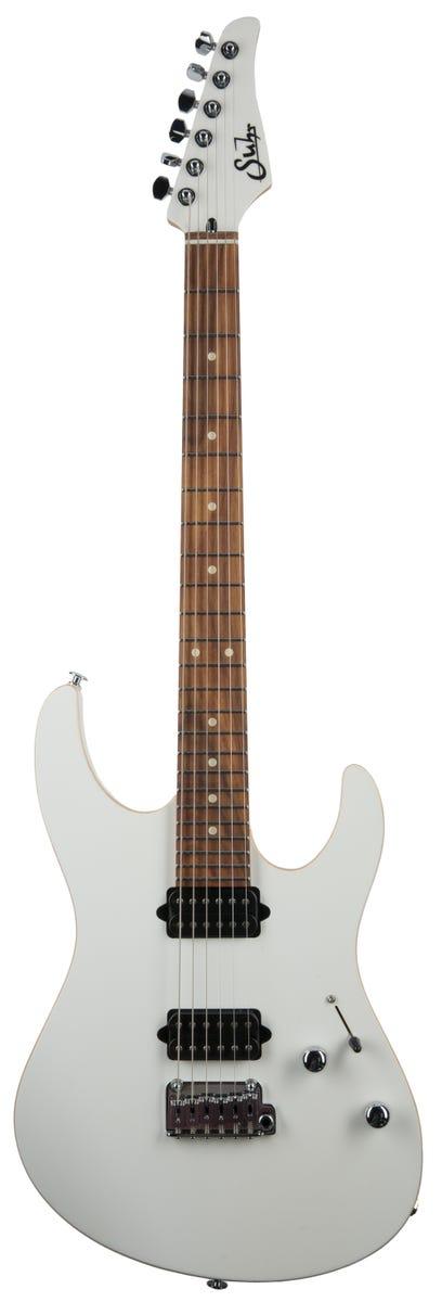 Suhr Modern HH Guitar - White PF