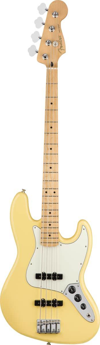 Fender Player Jazz Bass - Buttercream MN