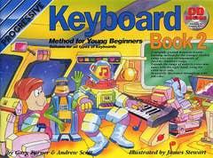 Progressive Keyboard Method for Young Beginners Book 2 BK/OLA / SCOTT TURNER (KOALA)