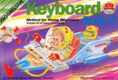 Progressive Keyboard Method for Young Beginners BK/OLA / SCOTT TURNER (KOALA)