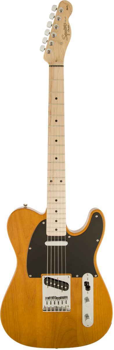 Squier Affinity Telecaster - Butterscotch Blonde - One Only