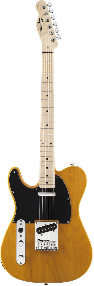 Squier Affinity Telecaster - Butterscotch Blonde - Left Handed (Limited)