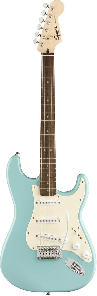 Squier Bullet Stratocaster - Tropical Turquoise