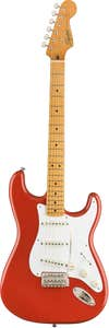 Squier Classic Vibe '50s Stratocaster - Fiesta Red