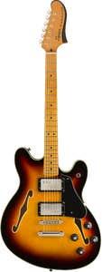 Squier Classic Vibe Starcaster - 3-Colour Sunburst MN