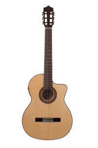 Katoh KF-CEQ Flamenco Guitar w/ Fishman Pickup