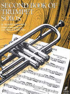 Second Book Of Trumpet Solos - Trumpet & Piano (Faber Music)