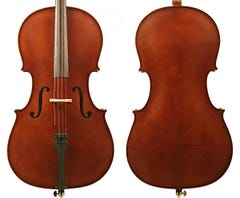 Enrico Student II Cello Outfit 1/4
