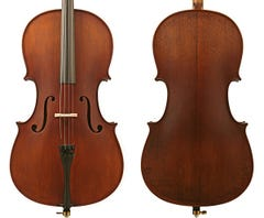 Enrico Student Plus II Cello Outfit 4/4