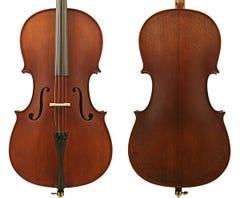 Enrico Student Plus II Cello Outfit 1/2