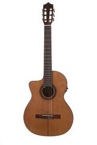 Katoh MCG40CEQL Classical Guitar w/Pickup - Left Handed - Cedar