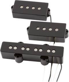 Fender Yosemite P/J Bass Pickup Set