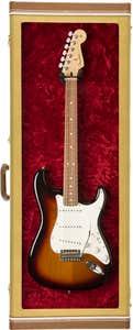 Fender Guitar Display Case - Tweed