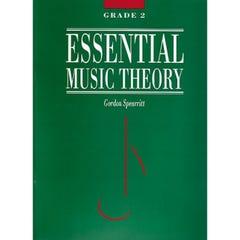 essential music theory gr 2 / SPEARRITT (ALLANS)
