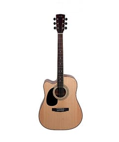 Cort AD880CEL Standard Series Acoustic Electric Guitar - Left Handed