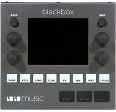 1010 Music Blackbox – Compact Sampling Studio