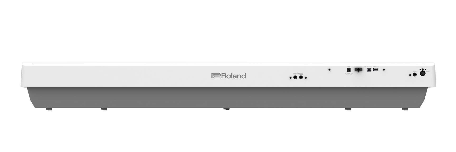 Roland FP-30X Portable Digital Piano - White