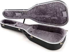 Hiscox Steel String/Dreadnought Acoustic Guitar Case - Black