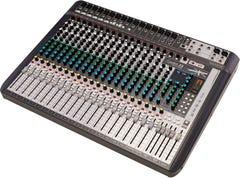 Soundcraft Signature 22 MTK Analog Mixer w/USB Multi-track