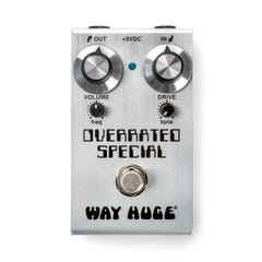 Way Huge Small Overrated Special Overdrive Pedal