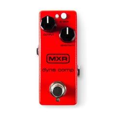 MXR M291 Dyna Comp Mini Compressor Pedal