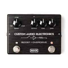 Custom Audio Electronics Boost/Overdrive Pedal