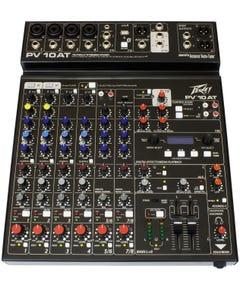 Peavey PV10AT Mixer w/Bluetooth