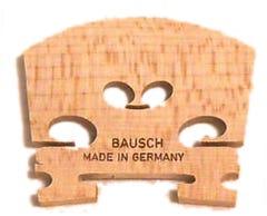 4/4 size violin bridge German - Bausch