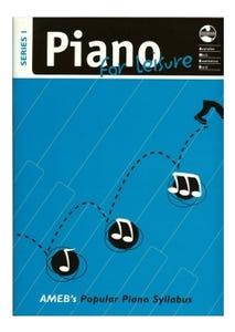 ameb piano for leisure preliminary series 1 / PIANO FOR LEISURE (AMEB)