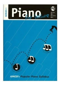 ameb piano for leisure gr 1 series 1 / PIANO FOR LEISURE (AMEB)