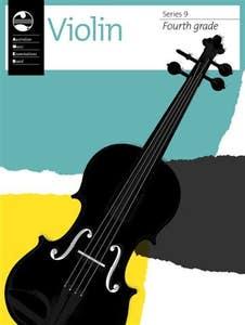 Ameb Violin Gr 4 Series 9 / AMEB (AMEB)