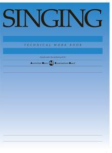 ameb singing technical workbook 1998 revised / AMEB (AMEB)