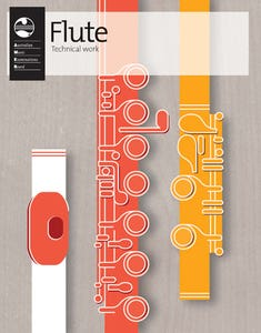 AMEB FLUTE TECHNICAL WORKBOOK (2012) /  (AMEB)