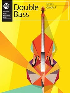 ameb double bass gr 3 series 1 / ameb (hal leonard)