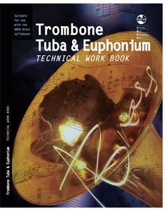 AMEB TROMBONE/TUBA/EUPHONIUM TECHNICAL WORKBOOK /  (AMEB)