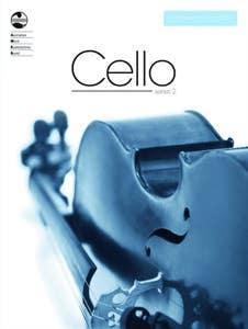 ameb cello preliminary gr series 2 / AMEB (AMEB)