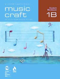 music craft student workbook gr 1 BK b BK/CD / AMEB (ALLANS)