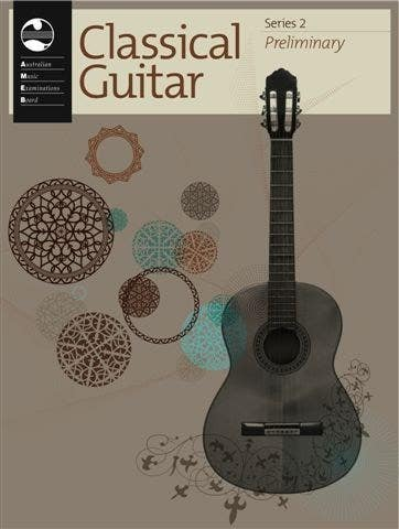 Classical Guitar Preliminary Grade Series 2 /  (AMEB)