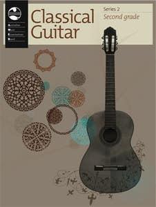 Classical Guitar Grade 2 Series 2 /  (AMEB)
