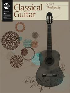 Classical Guitar Grade 3 Series 2 /  (AMEB)