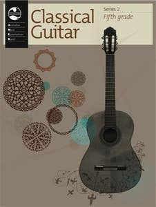 Classical Guitar Grade 5 Series 2 /  (AMEB)