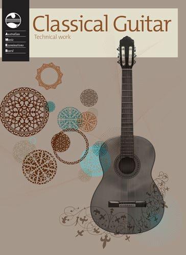 Classical Guitar Technical Workbook 2011 /  (AMEB)