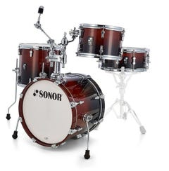 Sonor Bop AQ2 All-Maple Drum Shell Pack - Brown Fade