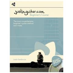 Justinguitar.com Beginner's Course (Music Sales)